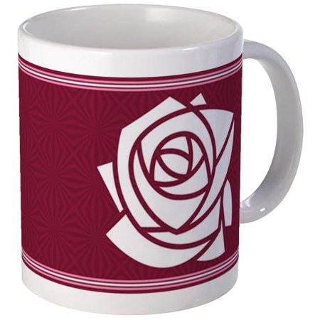 CafePress - Delta Kappa Chi Rose Mug - Unique Coffee Mug, Coffee Cup -