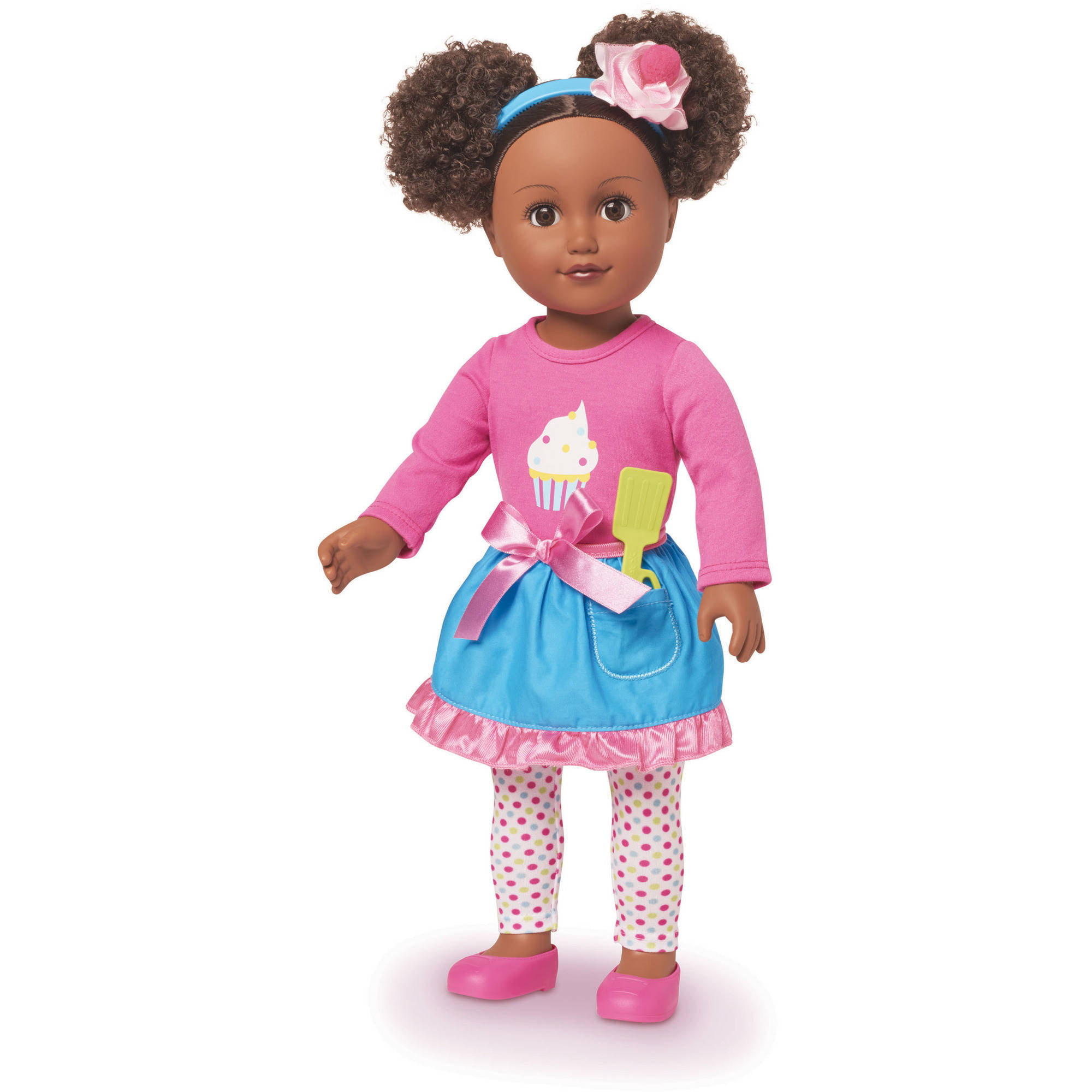 "My Life As 18"" Baker Doll, African American by"