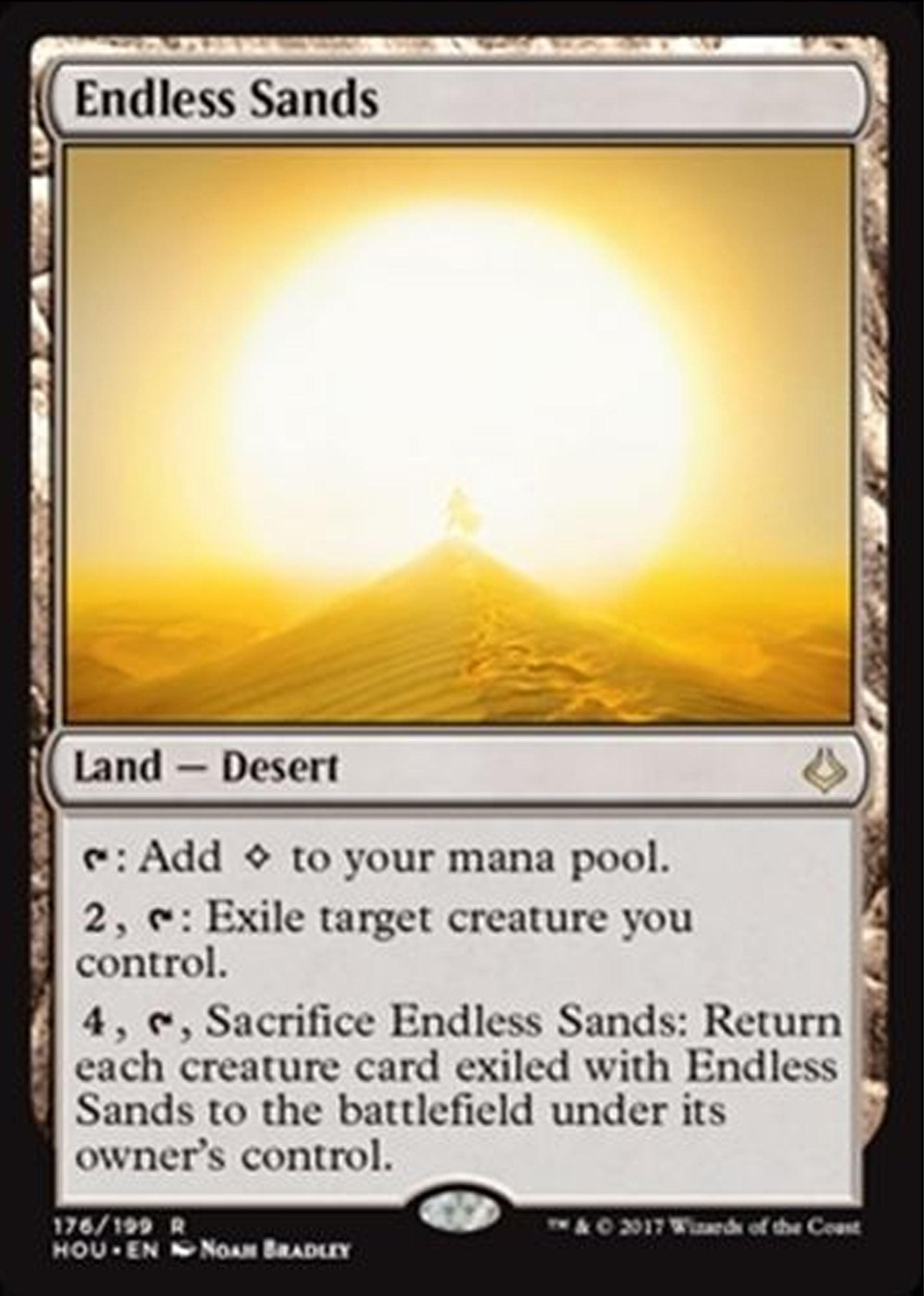 4x Beneath the SandsNM//MHour of DevastationMagic MTG