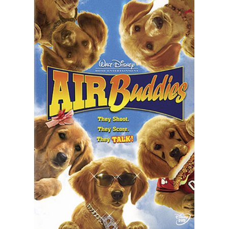 Air Buddies (DVD) - Buffy Halloween Season 4