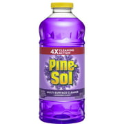 Pine-Sol All Purpose Cleaner, Lavender Clean, 60 Ounce Bottle