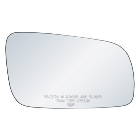 Exactafit 8220R Passenger Right Mirror Glass Replacement Kit Fits Volkswagen VW Cabrio Golf Jetta Passat 1998-2006