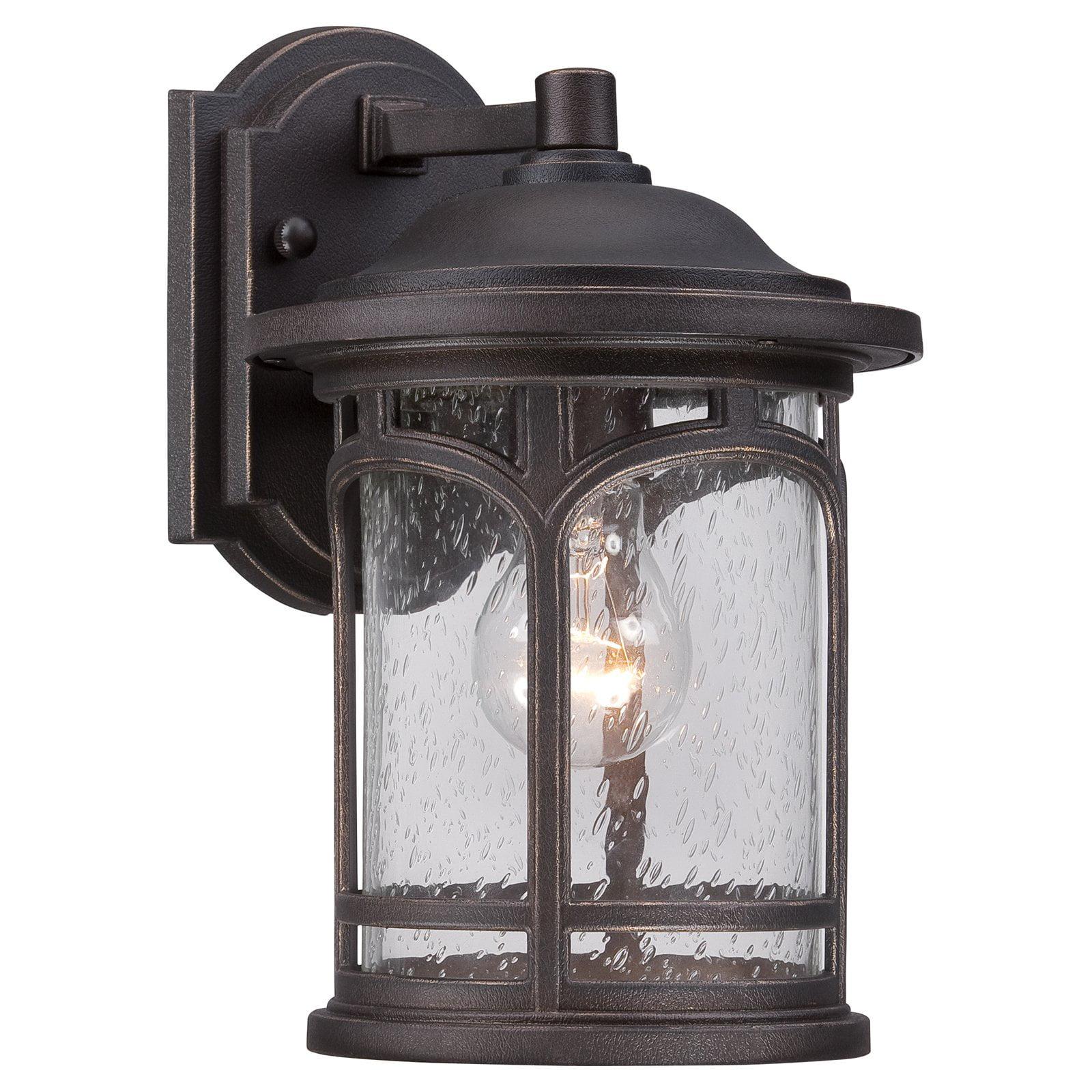 Quoizel Marblehead MBH8407PN Outdoor Wall Lantern