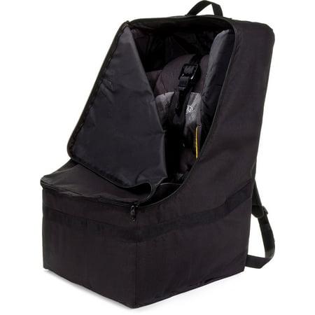 Zohzo Car Seat Travel Bag (Black)