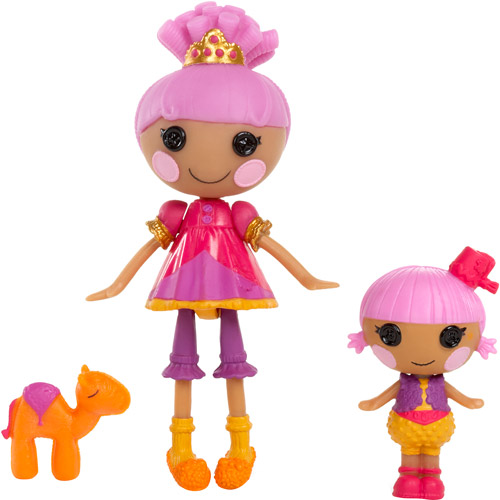 Lalaloopsy Mini Littles Pita Mirage and Sahara Mirage Doll