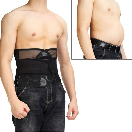Grtxinshu Men & Women Tummy Belly Abdomen Trimmer Body Slimming Waist Belt Fat Burner (Best Body Shaper For Belly Fat)