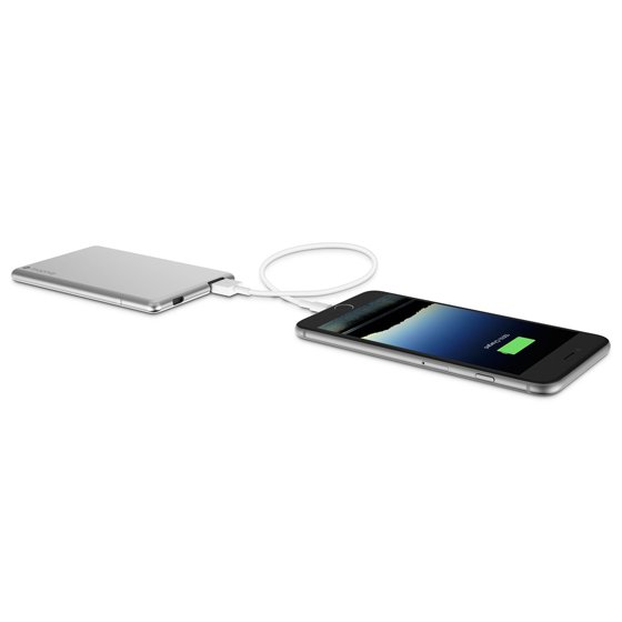wholesale dealer 7fe8d d9ff3 mophie Powerstation 4K (4,000 mAh) 3301B - Aluminum (Certified Refurbished)
