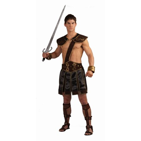 Halloween Roman Stud Adult Costume - 40's Halloween Costumes Uk