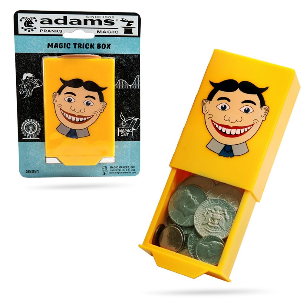 Image of Adams Pranks and Magic - Magic Trick Box