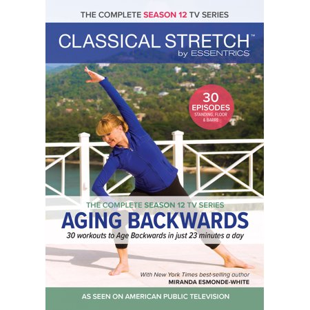 Classical Stretch Complete Season 12 by ESSENTRICS: Aging Backwards (2017) - image 1 de 1