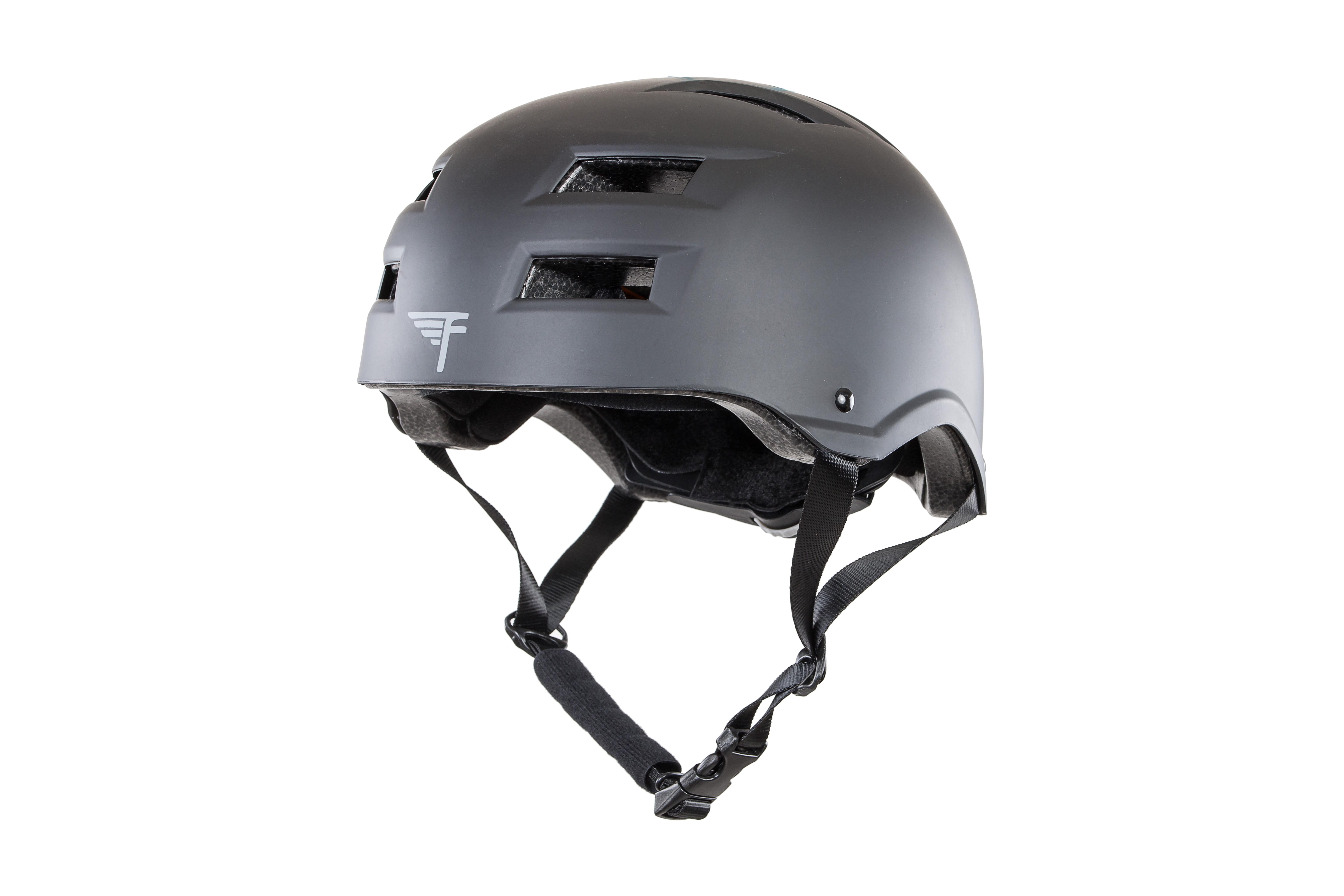 Flybar Certified Multi Sport Helmets For Skateboarding, Bicycling, Roller Blading, Longboarding & Pogoing -Cloud... by