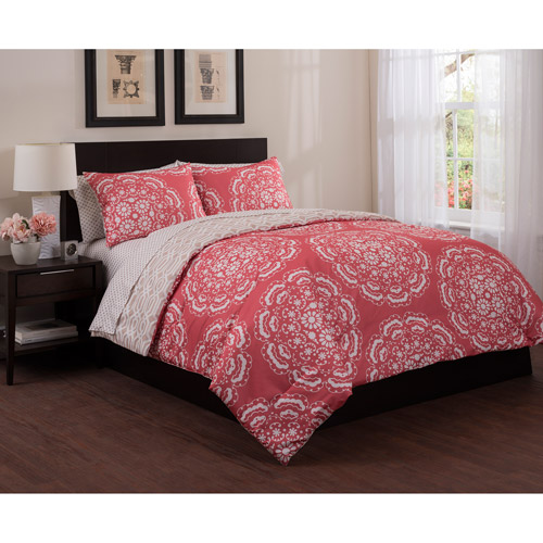 East End Living Madeline Complete Bed-in-a-Bag Bedding Set