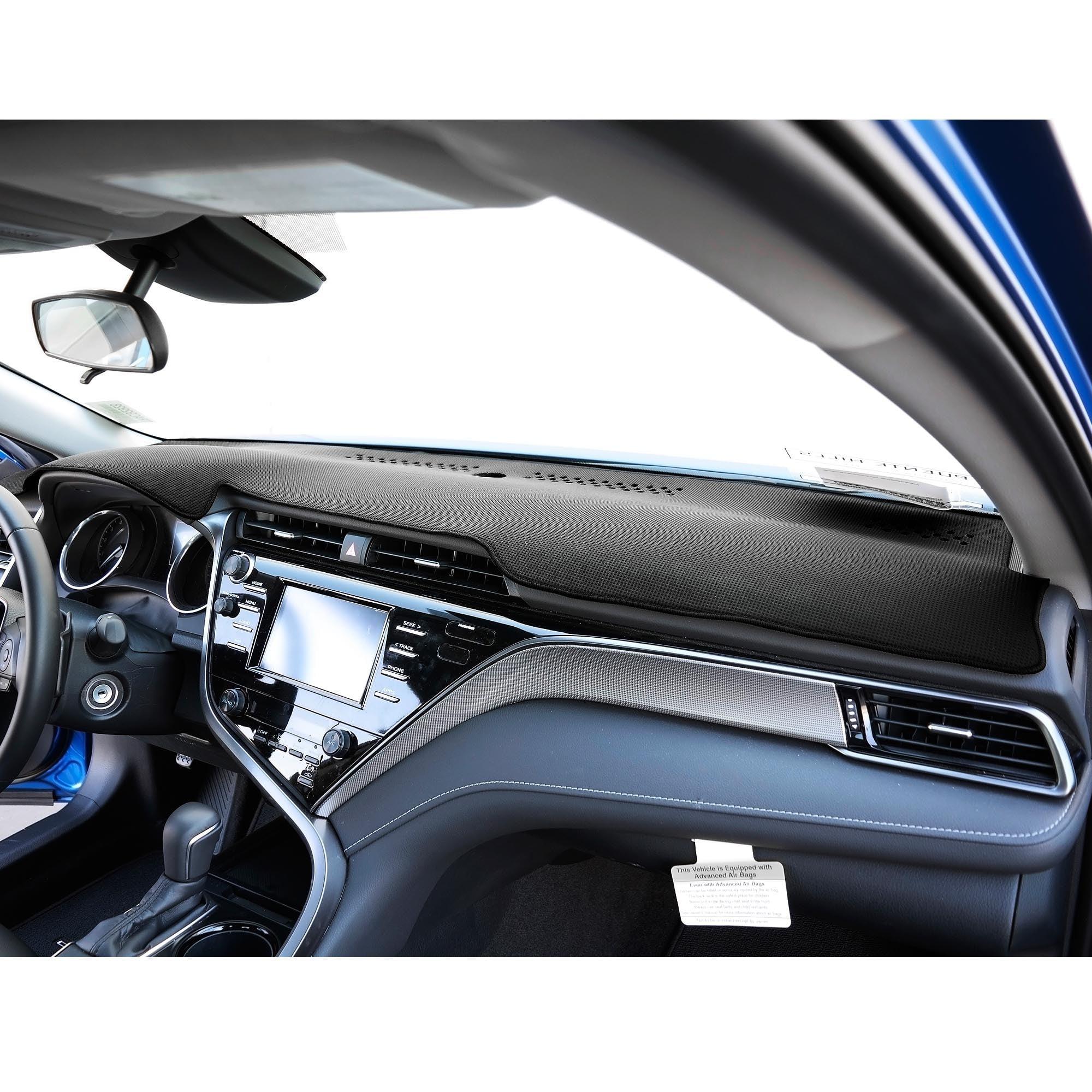 Black Dash Mat For Subaru 2002-2007 Impreza WellVisors Dashboard Cover