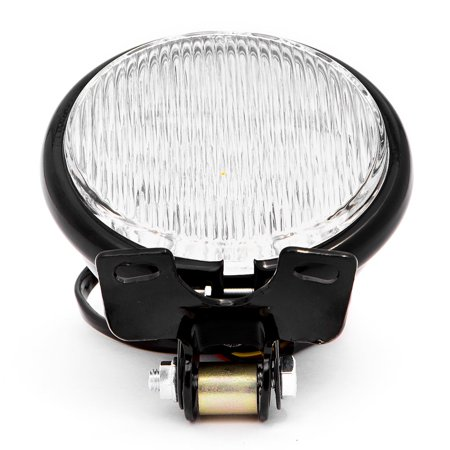 "Krator 5"" Black LED Headlight with Light Mounting Bracket for Harley Davidson Sportster Nightster Roadster 1200 - image 3 of 7"