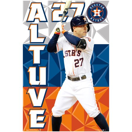 Jose Altuve Houston Astros 23