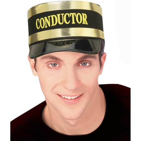 Conductor Hat Economy, Conductor Hat Economy Hat By Windy City Novelties - City Novelties