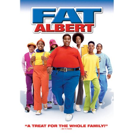 Fat Albert (DVD)](Fat Albert Halloween Cartoon)