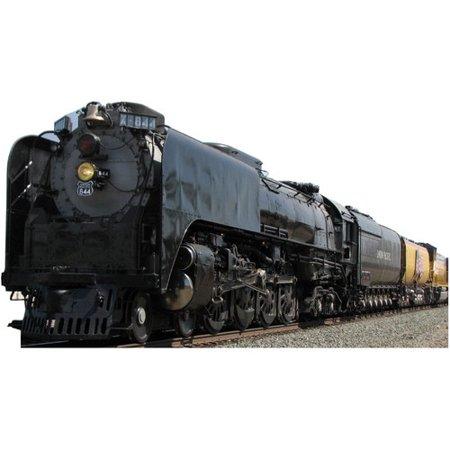 Union Pacific 844 Train Locomotive Standup Standee Cardboard Cutout Poster](Union Pacific 844)