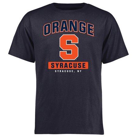 Syracuse Orange Campus Icon T-Shirt - -