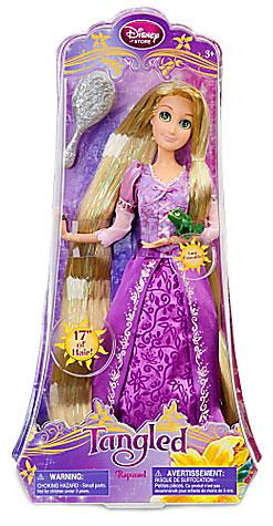 Disney Tangled Rapunzel Doll by