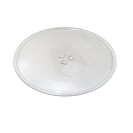 HQRP 12-3/4 inch Glass Turntable Tray for Kenmore 1B71961F 507049 2263672 721.62622200 721.80022700 721.80043700 721.80593400 721.8954690 Microwave Oven Cooking Plate + HQRP
