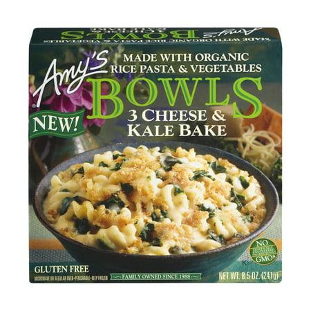 Amy S Kitchen Bowls  Cheese Kale