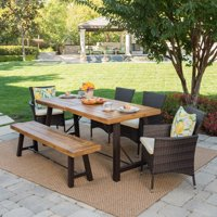 Astounding Patio Dining Sets Walmart Com Evergreenethics Interior Chair Design Evergreenethicsorg