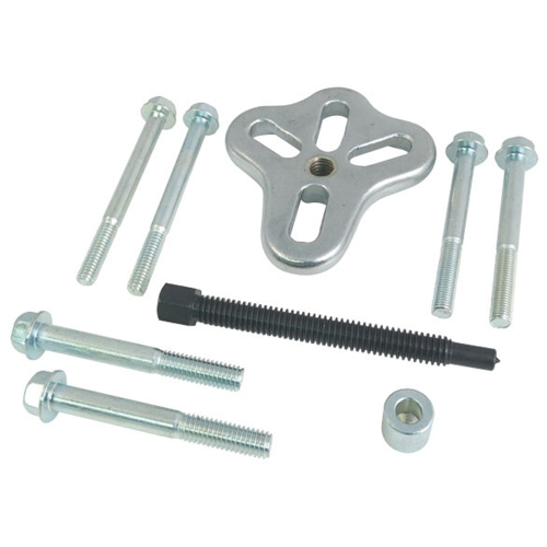 Sunex 3900 Steering Wheel Puller Set For Steering Wheel, Pulley and Fly Wheel by Sunex