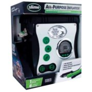 Slime 40027 All-Purpose 12 Volt Tire and Raft Inflator