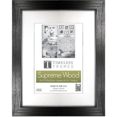 Aboard Wall (Timeless Frames 73225 Regal Award Black Wall Frame, 8.5 x 11 in. )