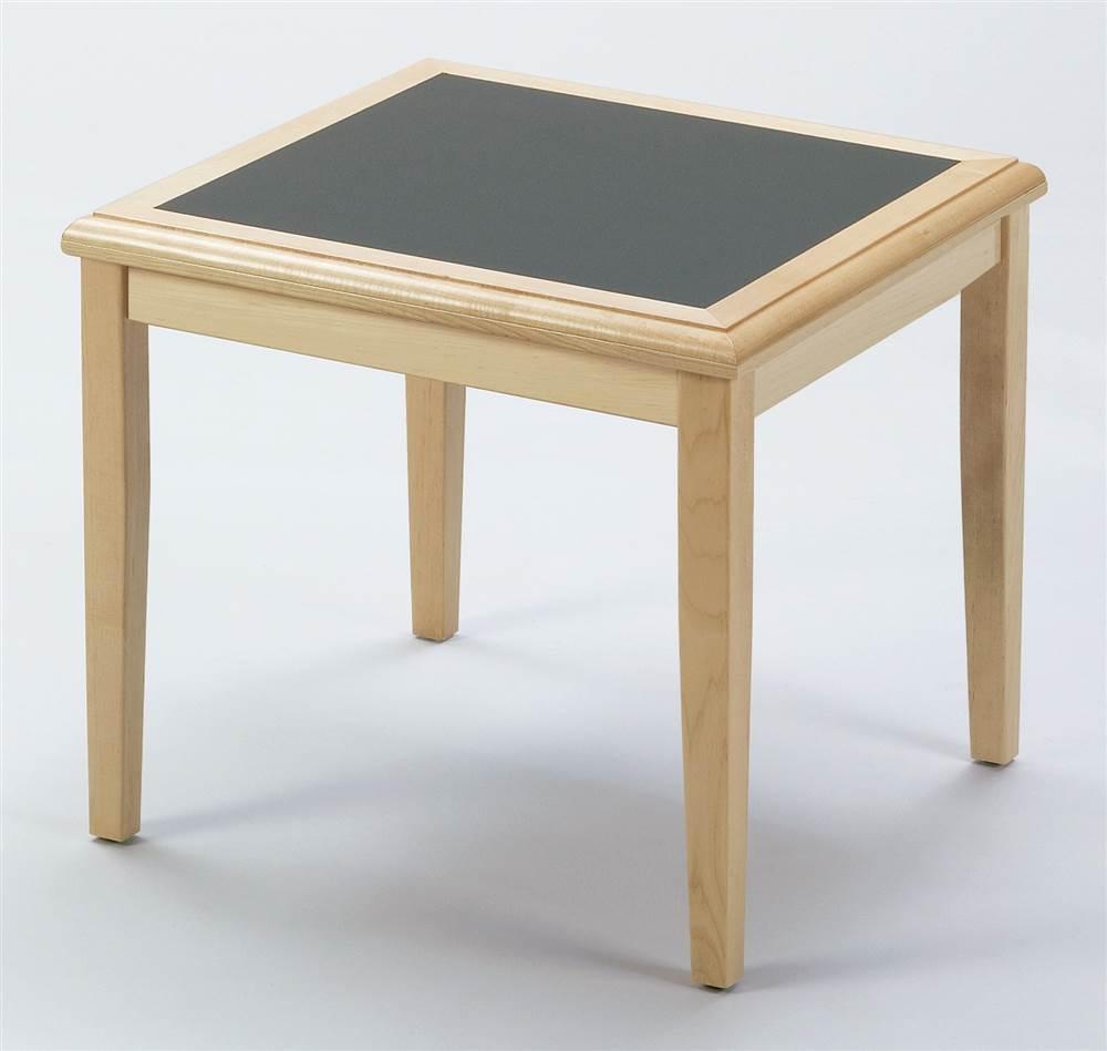 End Table - Somerset (Black, Charcoal Matrix)