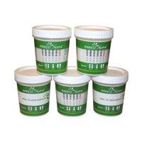 (5 Pack) Easy@Home 14 Panel Instant Urine Drug Test Cup ECDOA-1144A3
