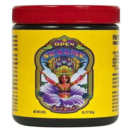 FoxFarm Open Sesame Early Flowering Formula Fertilizer Nutrients, 6 oz |