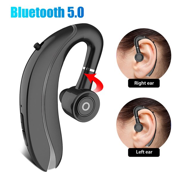 Bluetooth Earpiece For Cell Phone Eeekit Universal Hands Free Bluetooth Headset With Mic Noise Cancelling Earphone Compatible With Iphone Samsung Android Mobile Phones Walmart Com Walmart Com