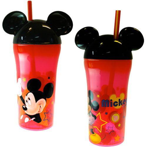 Disney Fun Sipper with Ears, Mickey Burst