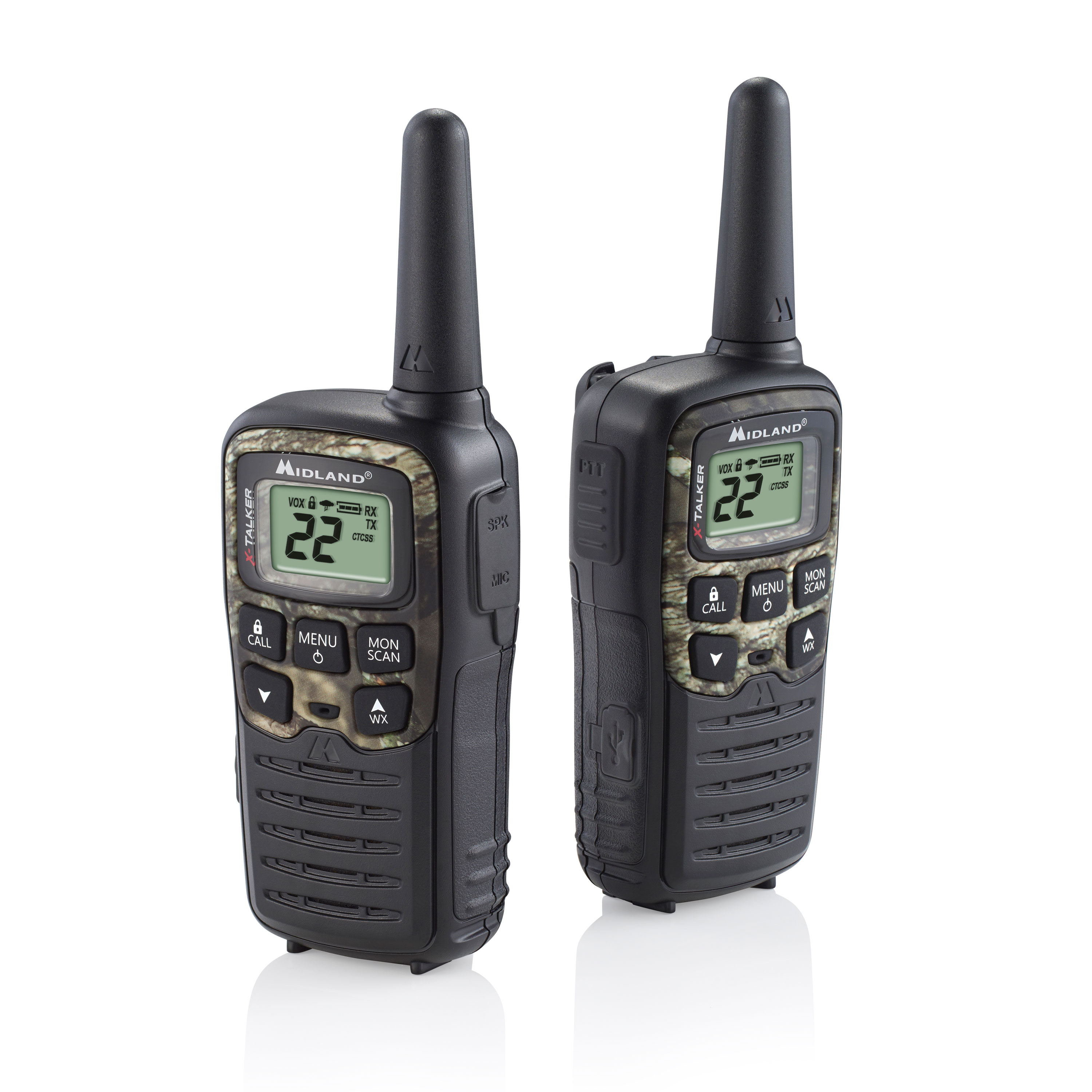 Midland X-Talker T55VP3 Mossy Oak® Camo Walkie Talkies