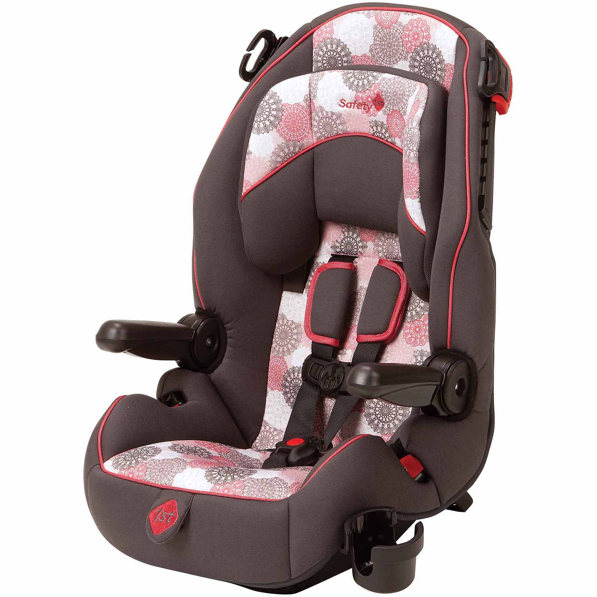 Safety 1st Summit Booster Car Seat, Chateau-Black