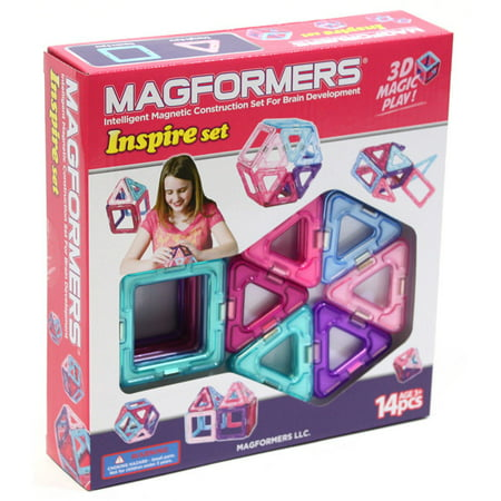 Magformers Inspire Pink &a...