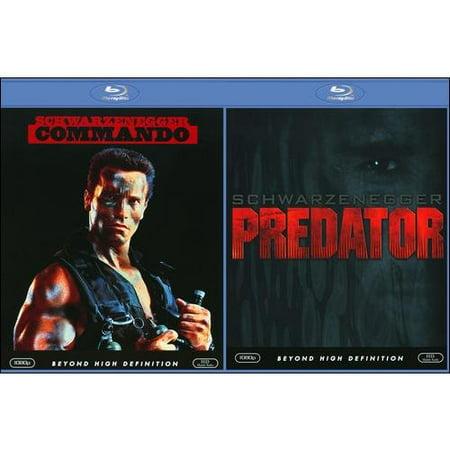 Commando / Predator (Blu-ray) (Widescreen)