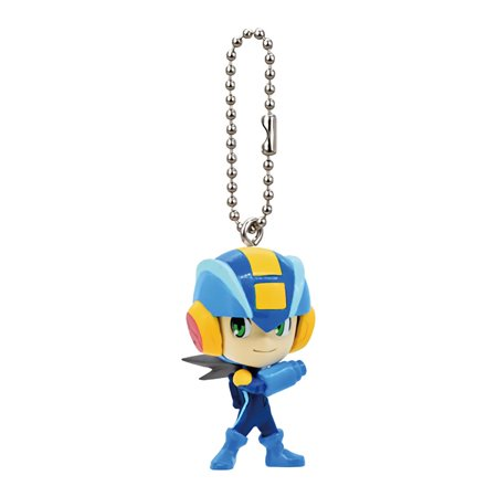 - Mega Man Swing Series Mega Man.EXE Figure Keychain