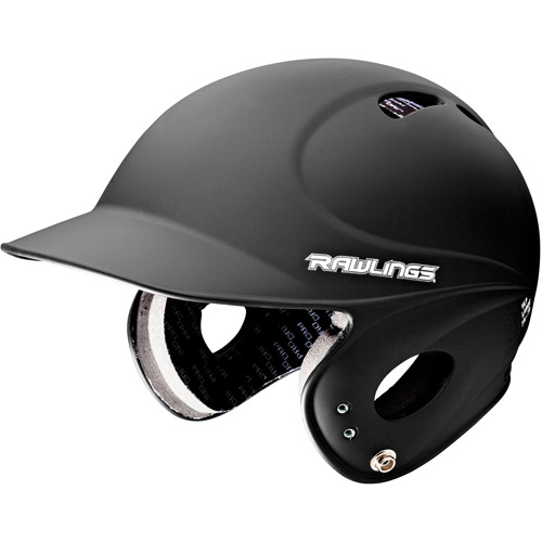 Rawlings Vapor Low Profile Rubberized Matte Batting Helmet