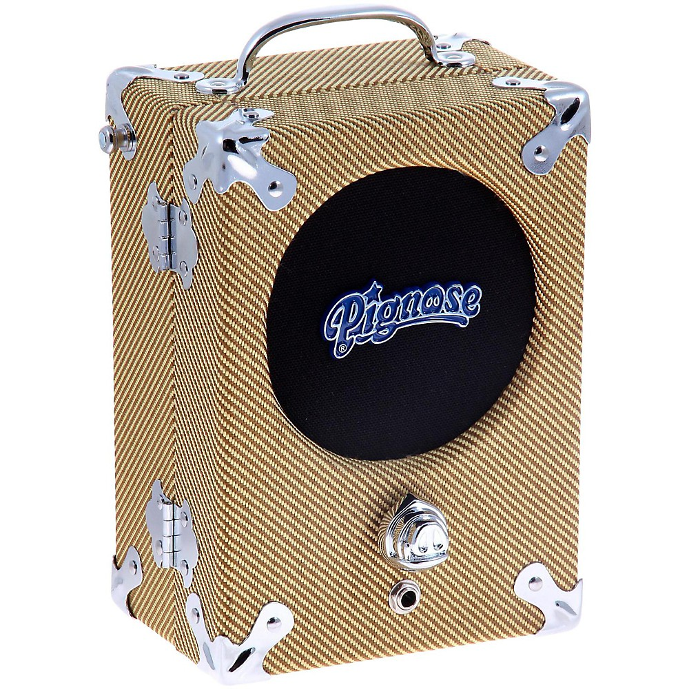 Pignose 7-100TW 5W 1x5 Tweed Portable Guitar Combo Amplifier by Pignose