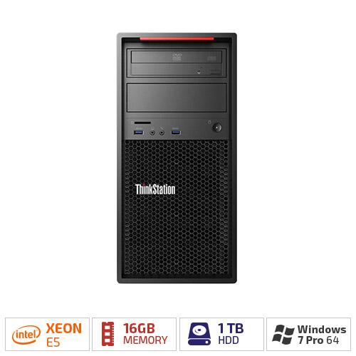 Lenovo ThinkStation P410 30B3003RUS Tower Workstation Des...