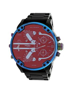 Diesel Men's Mr. Daddy 2.0 Black Dial Watch - DZ7436