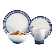 Best Everyday Dishes - Brilliant 16 Piece Dinnerware Set, Signature Blue | Review