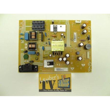 Vizio E320I-B1 Power Supply / LED Board ADTVDL281XAF2 PLTVDL281XAF2