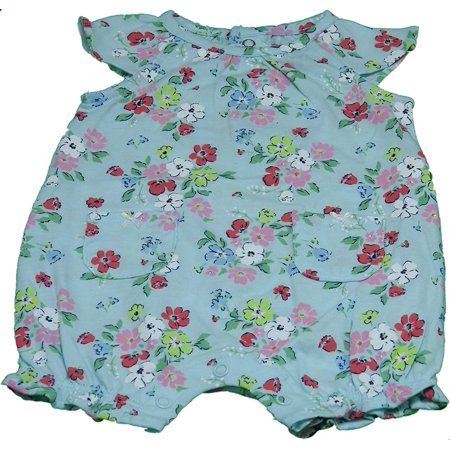 3281689cc Carters Baby Girls Size 3 Months Floral Bodysuit