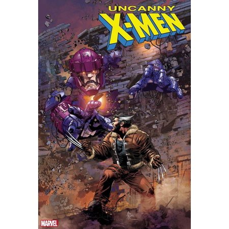 Marvel Uncanny X-Men #1 [Deodato LCSD Variant - Uncanny X-men Covers