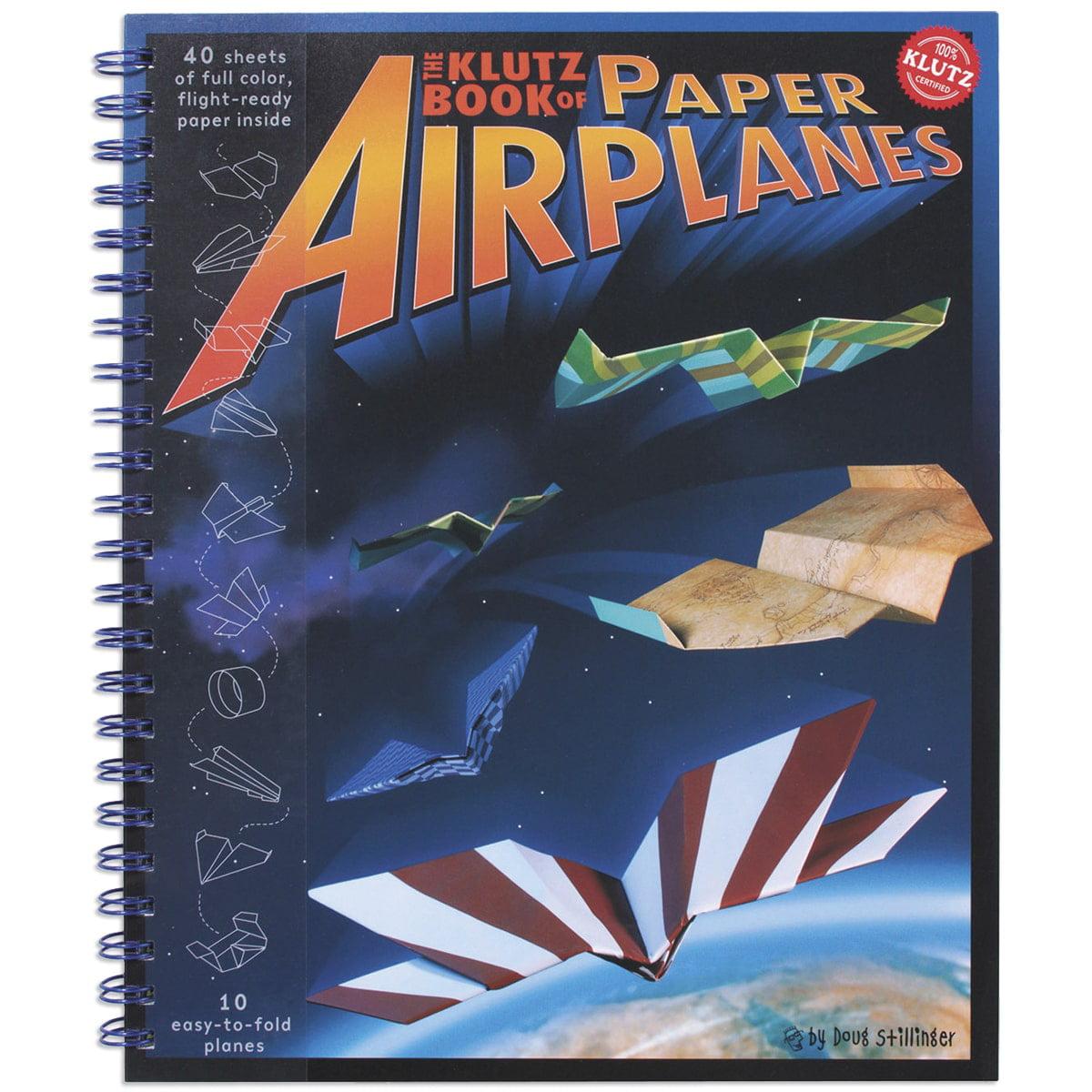 Paper Airplanes Book Kit- - image 2 de 3