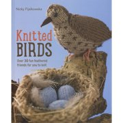 Search Press Books-knitted Birds